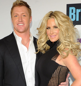 Kroy Biermann Adopts Kim Zolciak's Two Daughters