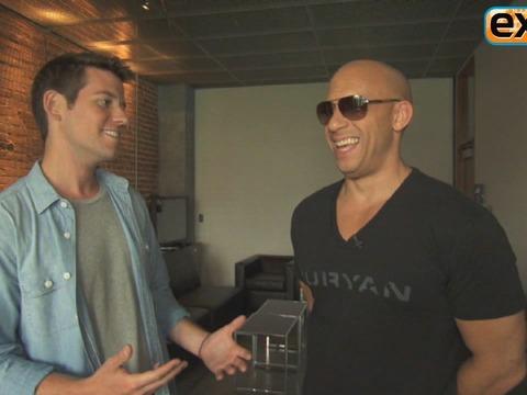 Vin Diesel Talks Marvel Rumors