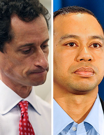 Anthony Weiner Sexting Scandal II: As Many Women as Tiger Woods?