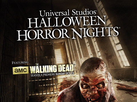 'The Walking Dead' Announces New Maze at Universal Studios' Halloween Horror Nights
