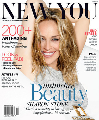 Sharon Stone on Sex at 55: 'We're Hungry for Gourmet, Not Fast Food'