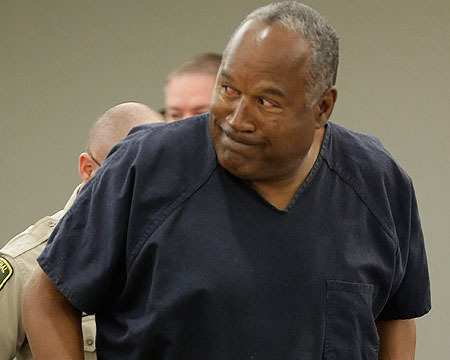 O.J. Simpson Granted Parole, But Not Yet Free