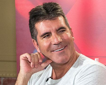 Report: Simon Cowell to Become First-Time Dad