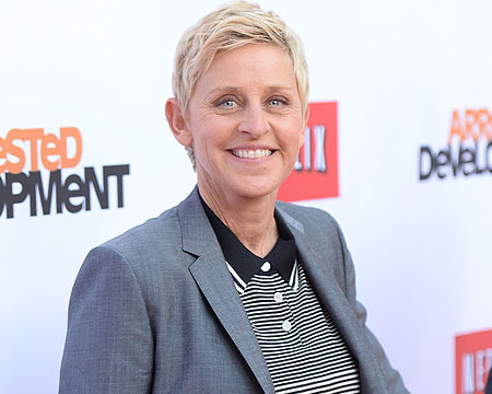 Ellen DeGeneres Returning as Oscars Host