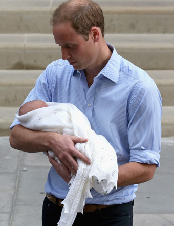 See It! The Royal Baby's Birth Certificate