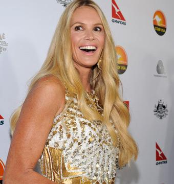 Elle Macpherson Weds Billionaire Boyfriend