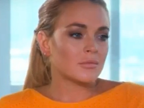 First Look! Lindsay Lohan on 'Oprah's Next Chapter'