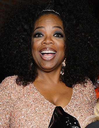 Oprah on Lindsay Lohan Not Going to Europe: 'Amazing!'