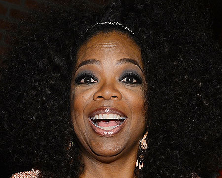 Video! Chicago News Station Accidentally Hangs Up on Oprah