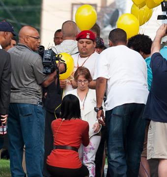 Cleveland Kidnap Victim Speaks, Ariel Castro's House Demolished (Video)