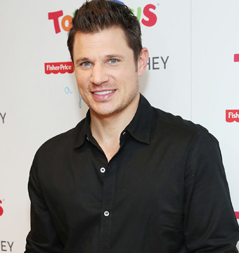 Nick Lachey Talks Turning 40 and Having More Babies