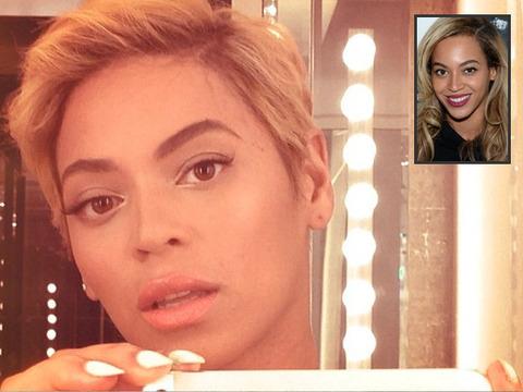 Pic! Check Out Beyoncé's Dramatic New Haircut!