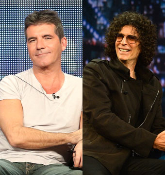 Simon Cowell, Howard Stern Highest-Paid TV Personalities