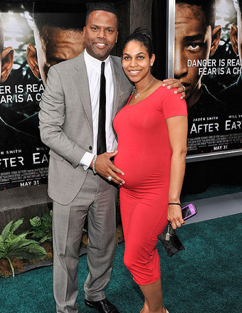 'Extra's' AJ Calloway and Wife Dionne Welcome a Baby Girl!