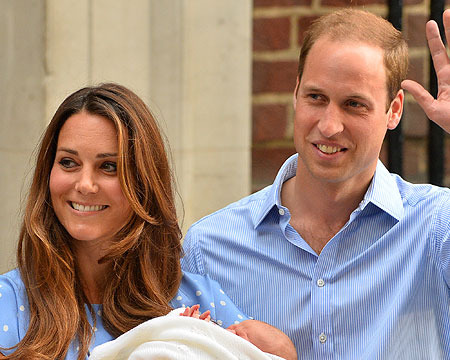 Prince William and Kate Middleton: How Will They Release Royal Baby Pics?