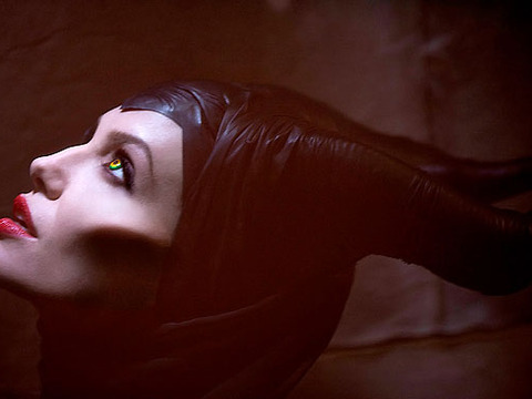 'Maleficent' Star Angelina Jolie Says Character Scares Kids