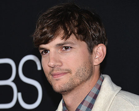 Live Streaming Video! Tech Talk with Ashton Kutcher