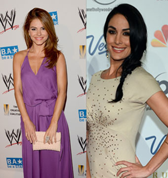Twitter Feud: Maria Menounos Returning to WWE to Face 'Total Divas'