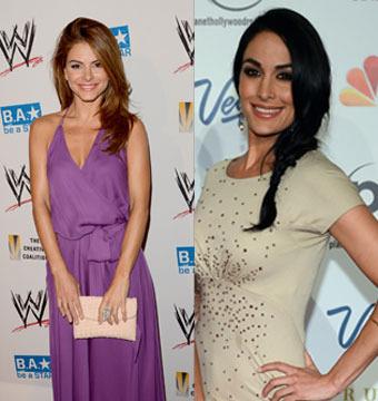Twitter Feud: Maria Menounos Returning to WWE to Face 'Total Divas'