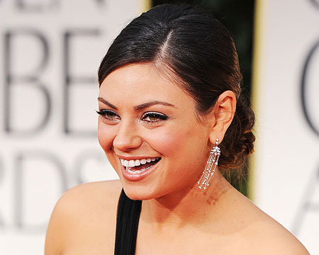 Mila Kunis Celebrates the Big 3-0