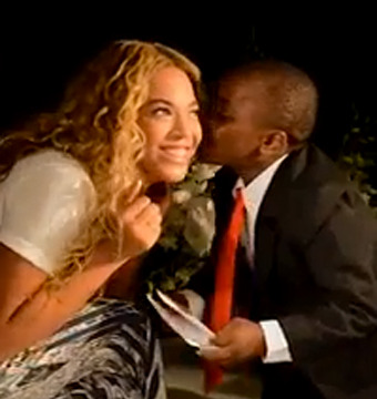 Video! Kid President Steals a Kiss from Beyoncé