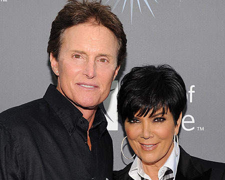 Extra Scoop: Bruce Jenner Arranges Reconciliation Between Wife, Mother
