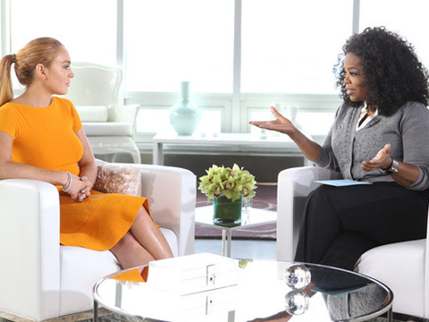 Lindsay Lohan's Oprah Tell-All: Her 5 Biggest Confessions