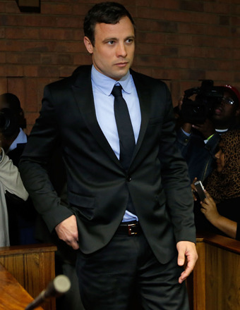 Oscar Pistorius Indicted for Murdering Girlfriend, Weeps in Court