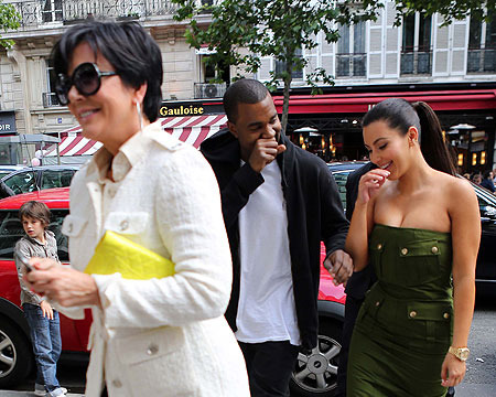 Baby North West to Make Debut on Kris Jenner's Show