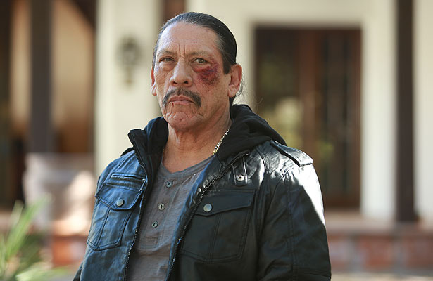 Danny Trejo is 'The Contractor'