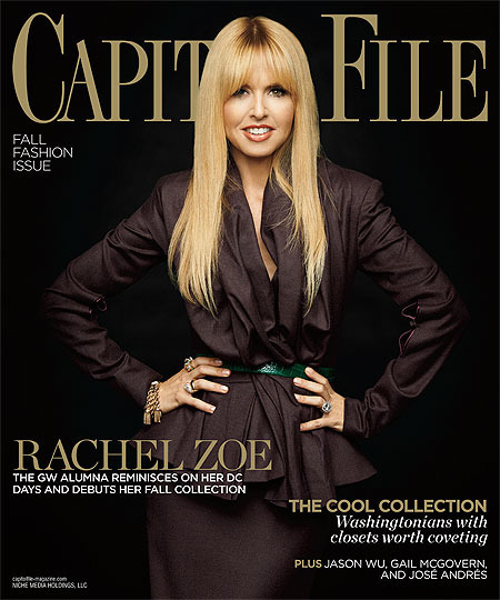 Rachel Zoe on Being a Mom: 'Happiest I've Ever Been'