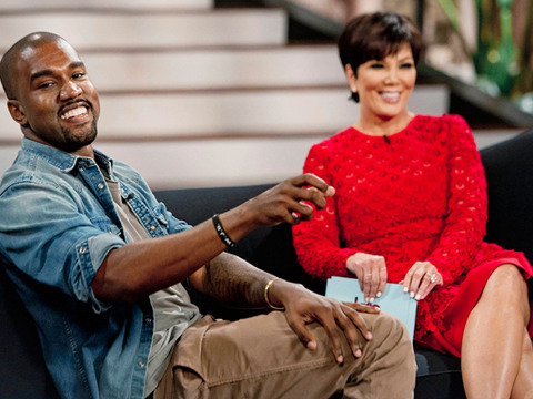 Video! Kanye West on Kim Kardashian and Baby North, Photog Sues