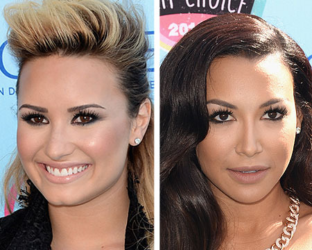 'Glee' News! Demi Lovato and Naya Riveria to Sing Duet