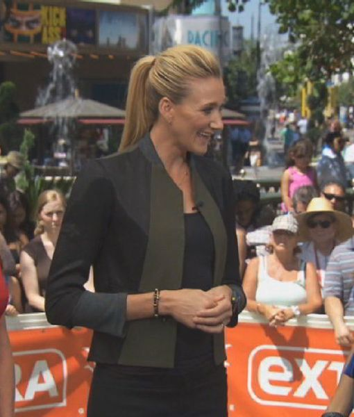 Kerri Walsh Jennings Talks Skin Care Secrets at The Grove