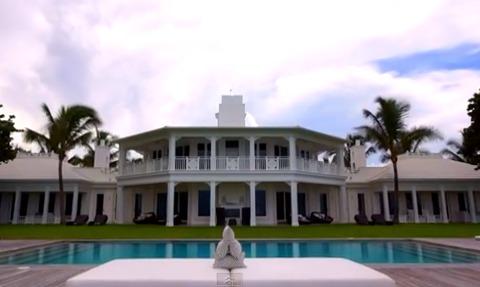 Celine Dion Puts $72-Mil Florida Mansion on the Market