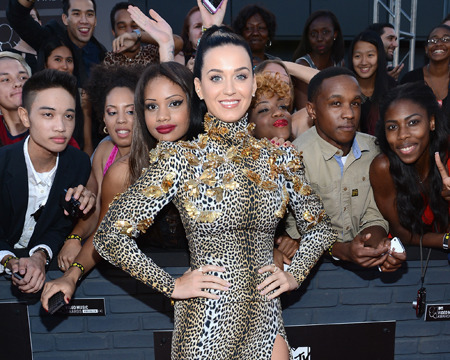 Pics! The 2013 MTV VMA Awards
