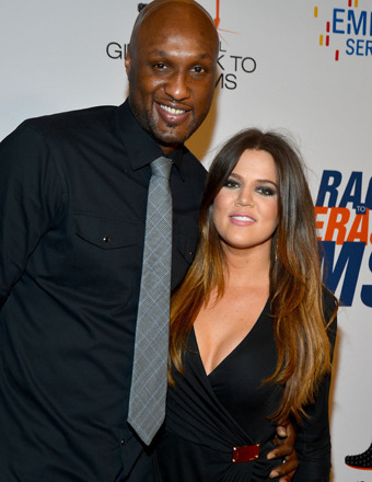 Report: Lamar Odom and Khloe Kardashian Separated