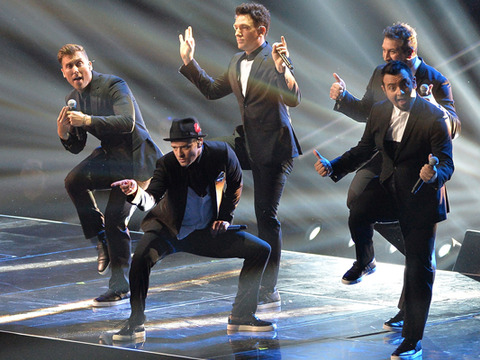 Video! Justin Timberlake and 'N Sync Reunite at the MTV VMAs