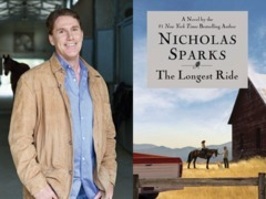 Chat Live with Nicholas Sparks!