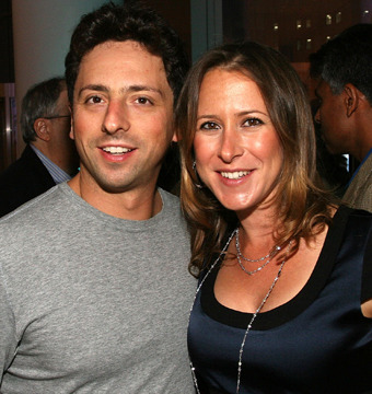 Google Billionaire Sergey Brin and Wife Split