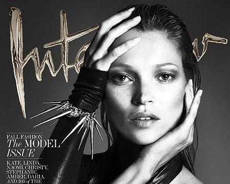 Supermodels Bonanza! Kate Moss, Naomi Campbell and More