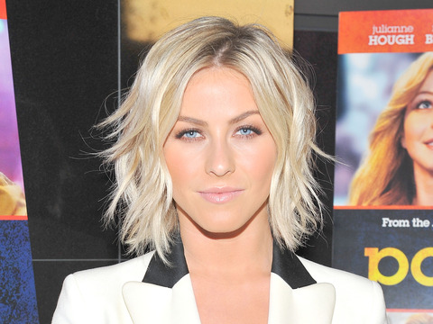 Pics! Julianne Hough's Red Carpet Looks