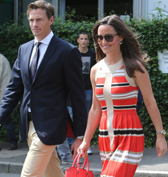 Is Pippa Middleton Secretly Engaged?