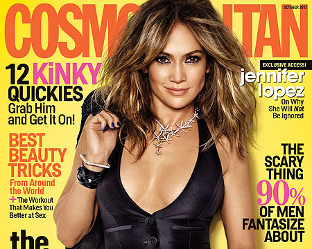 Jennifer Lopez on Overcoming Insecurities: 'I Know What I'm Doing'
