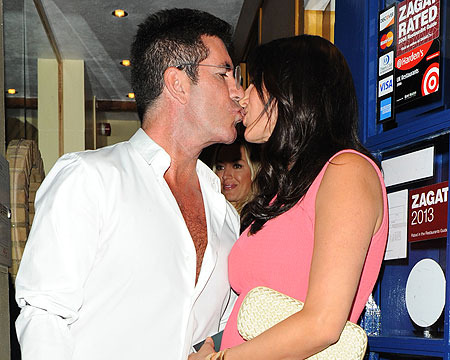 Is Simon Cowell Expecting a Son?