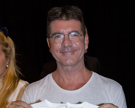 Simon Cowell on Seeing His Baby's Ultrasound: 'I Feel Very Paternal Right Now'