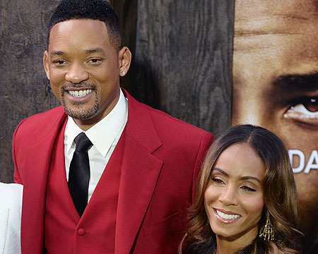Will Smith and Jada Pinkett-Smith Deny Putting Mansion on Market