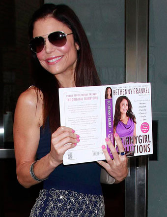 Bethenny Frankel Talks About Channeling Heartache and Show Premiere Sept. 9th