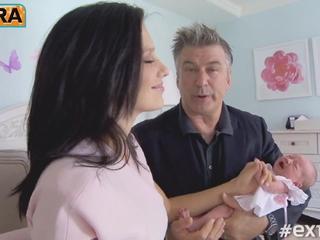 Exclusive! Meet Hilaria and Alec Baldwin's New Baby ...
