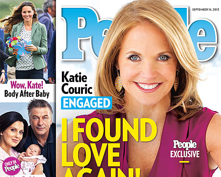Katie Couric Says Marriage Proposal Took Her by Surprise